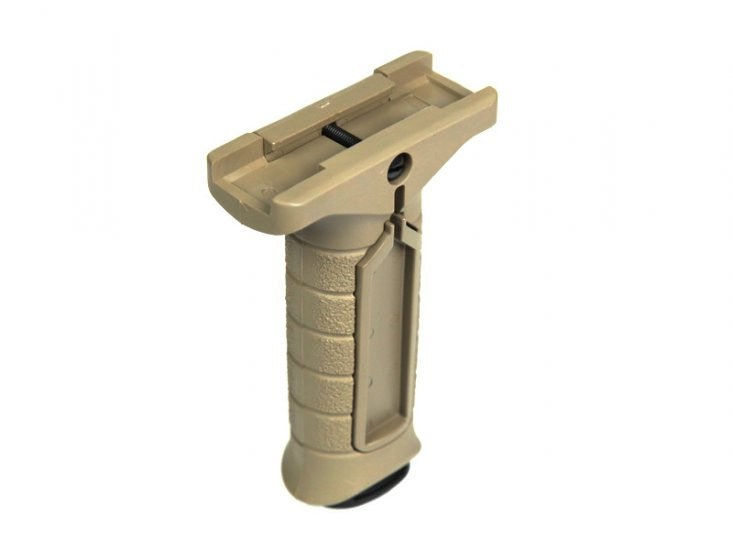 Stark Equipment SE3 Foregrip with switch pocket TAN
