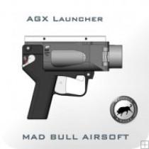 AGX ランチャー Light Version BK [M01-019BK]