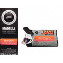 Ultimate PX-05 LIPO Battery 11.1V 1300mAh Stock-Fit CE certified
