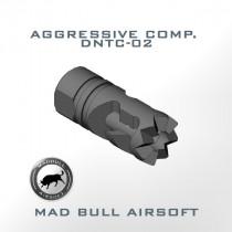 DNTC Aggressive Compensator (DNTC-03) - 14mm CW (+)