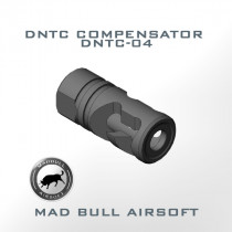 DNTC Compensator Silver (DNTC-04-SILVER)