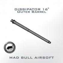 """Dissipator 16"""" Outer Barrel"""
