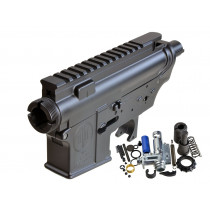 M4 メタルボディ(Ver.2) PWS BK [P02-005V2BK]