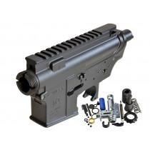 M4 メタルボディ(Ver.2) Lancer BK [L01-002V2BK]