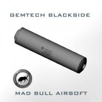 Gemtech BLACKSIDE Toy Silencer and Aluminum Tube