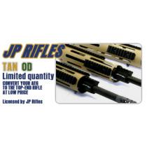 "Carbine-Size 7"" Handguard w/ 4 Length Barrels-TAN"