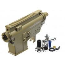 M4 メタルボディ (Ver.2) Barret BK/FDE [B01-002V2BK/FDE]