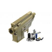 M4 メタルボディ (Ver.2) JP RIFLES BK/FDE [J01-013V2BK/FDE]