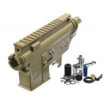 M4 メタルボディ (Ver.2) Spike Tactical BK/FDE [S02-008V2BK/FDE]