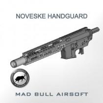 "Noveske Free Float Handguard Rail 10"" RAS RIS Open Top"