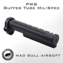 PWS Enhanced Mil-Spec Buffer Tube