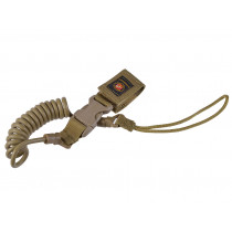 USMC Licensed Pistol Retention Lanyard