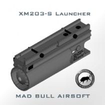 XM203S B.B. LAUNCHER TAN
